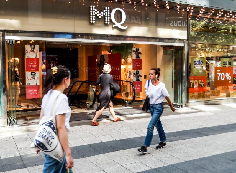 MQ-butik